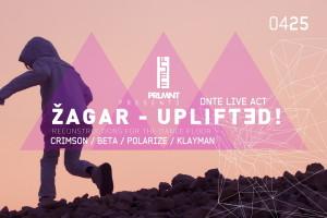 PRLMNT Zagar webflyer