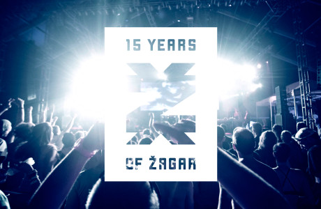 15 Years of Zagar