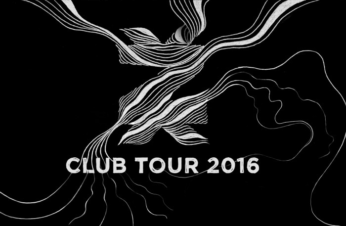 Zagar Club Tour webpage
